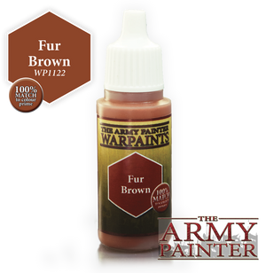 Army Painter Acrylic Warpaint - Fur Brown