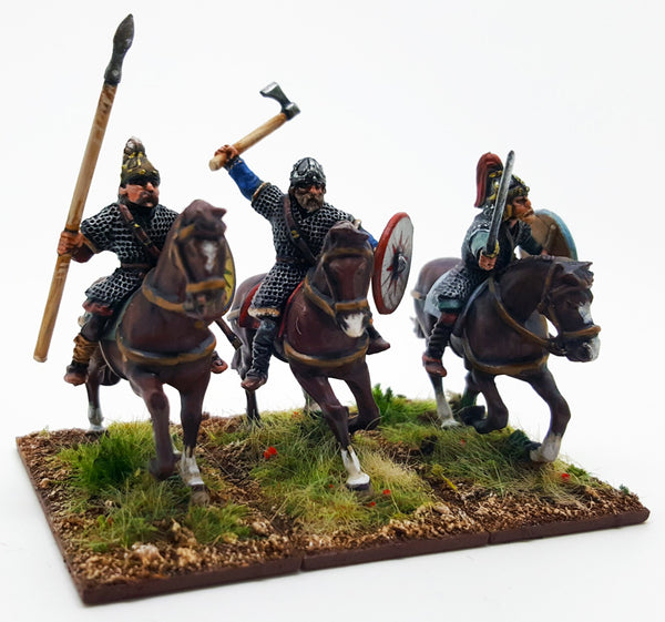 Gripping Beast Goth Noble Cavalry