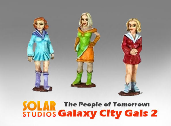 Galaxy City Gals 2