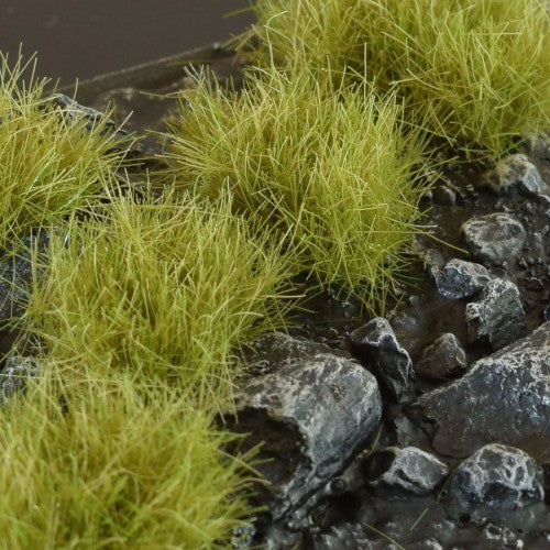 Gamer's Grass Gen II - 12mm Dense Green XL Tufts