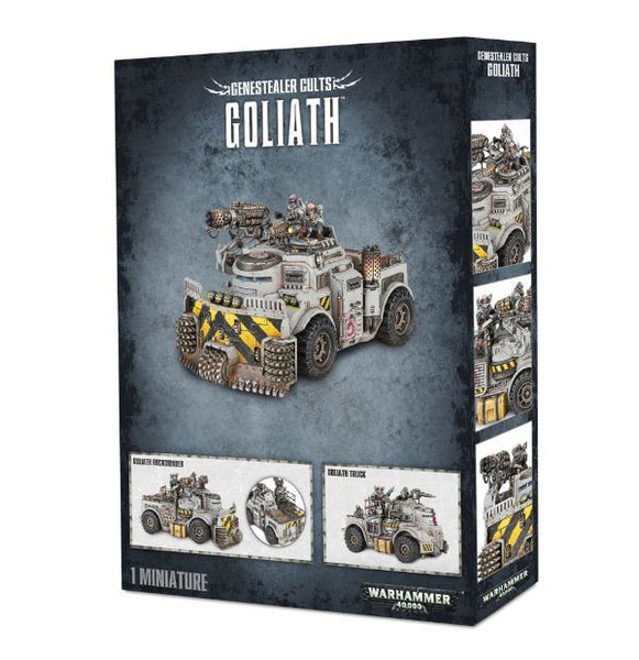 Genestealer Cults Goliath Truck