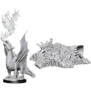 Gold Dragon Wyrmling (D&D Nolzur's Marvelous Miniatures)
