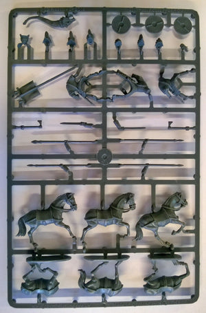 Gripping Beast Goth Noble Cavalry Single Sprue