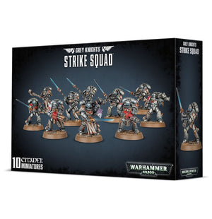 Grey Knights Strike Squad