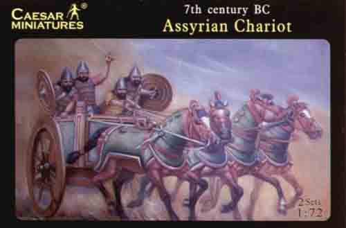 Assyrian Chariots