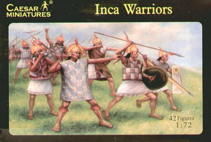 Caesar Miniatures CMH026 Inca Warriors