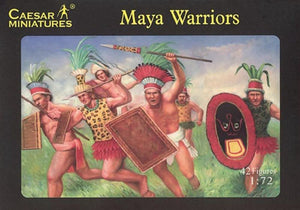 Caesar Miniatures CMH027 Maya Warriors