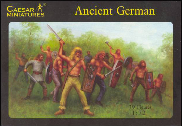 Caesar Miniatures CMH040 Ancient Germans