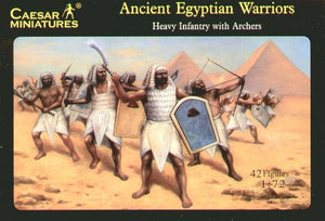 Caesar Miniatures CMH047 Ancient Egyptian Warriors
