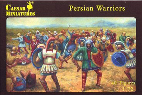 Caesar Miniatures CMH066 Persian Warriors
