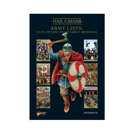 Hail Caesar - Army Lists: Late Antiquity to Early Medieval