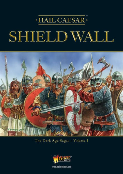 Hail Caesar: Shield Wall