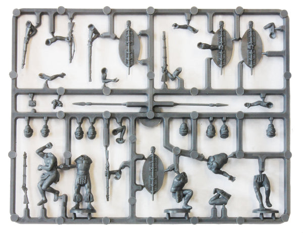 Perry Miniatures Zulus