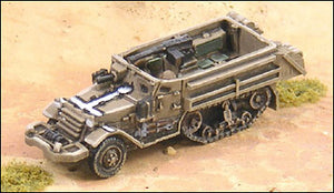 IS15 Israeli M3 Halftrack