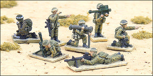 IS9 IDF Individual Heavy Weapons