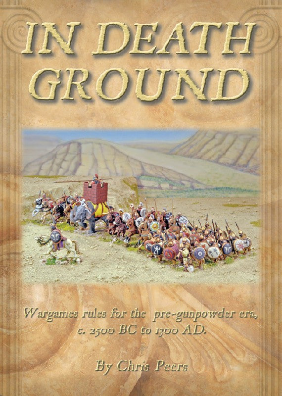 In Death Ground - (special price)