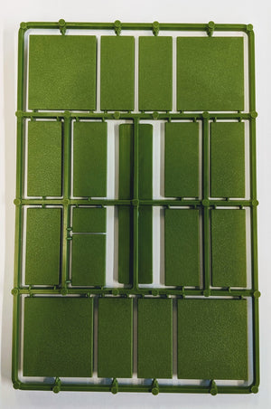 Renedra Mixed Plastic Bases Single Sprue