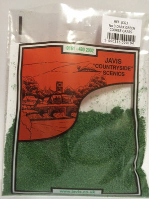 Javis Dark Green Coarse Grass (JCG3)
