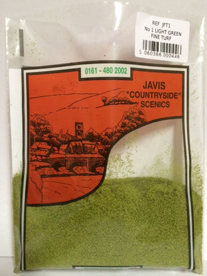 Javis Light Green Fine Turf (JFT1)