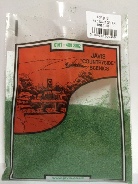 Javis Dark Green Fine Turf