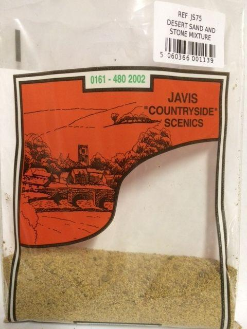 Javis Scatter Desert Sand and Stone Mix (JS75)