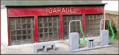 PM109 Garage Service Bay