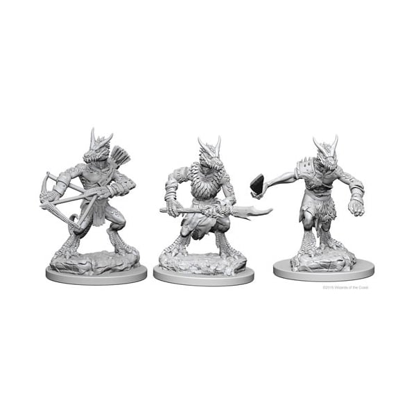 Kobolds (D&D Nolzur's Marvelous Miniatures)