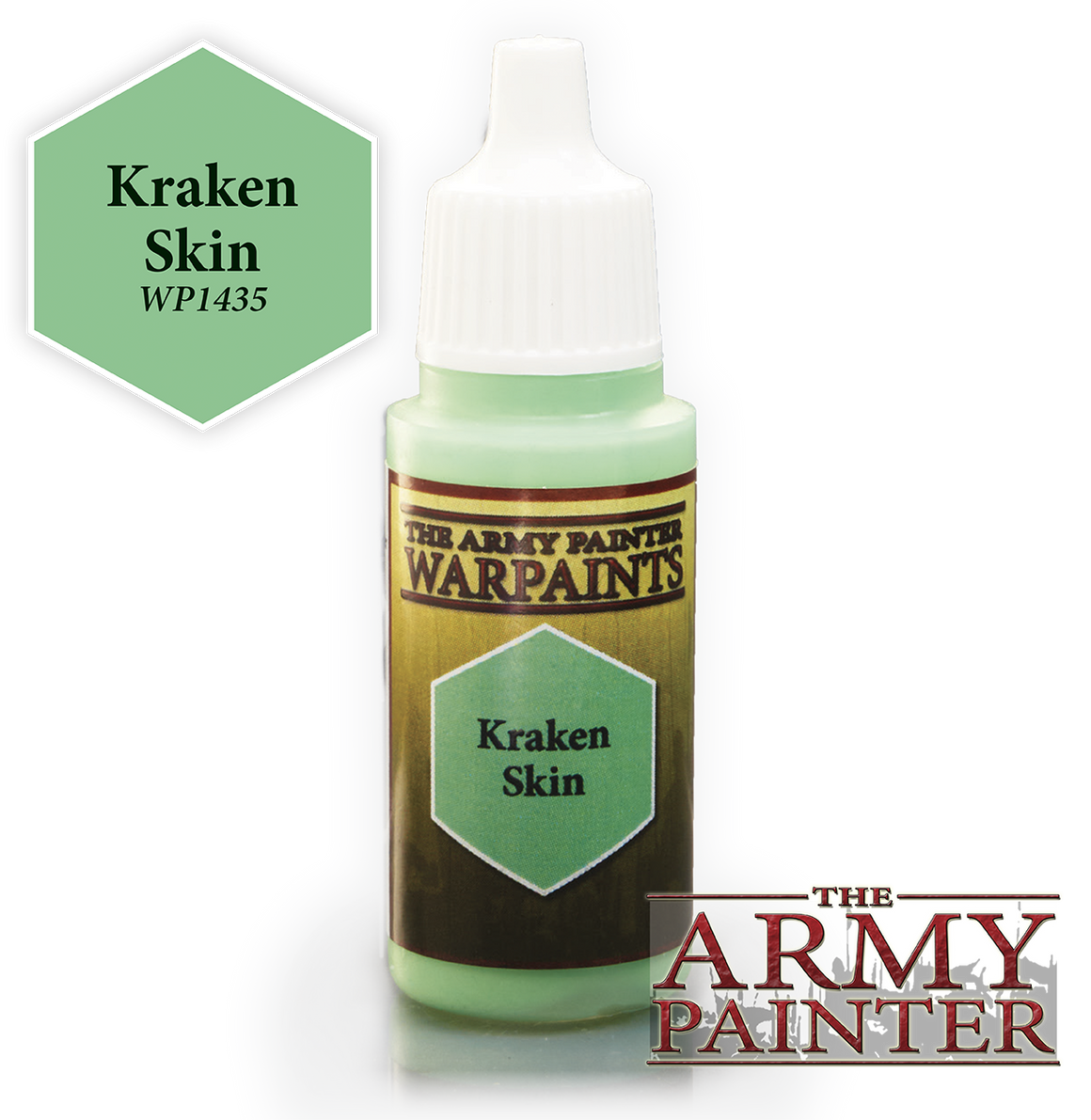 Army Painter Acrylic Warpaint - Kraken Skin