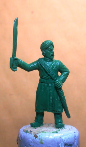 LDR01 Early Indian Sepoy/Peon Leader - single