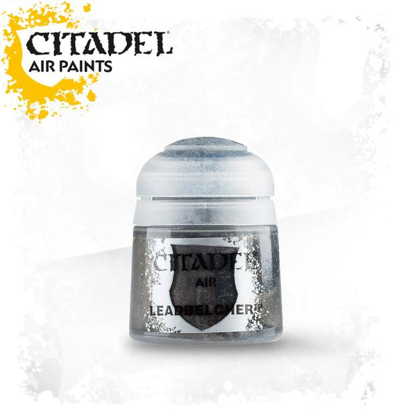 Citadel Air Paint Leadbelcher