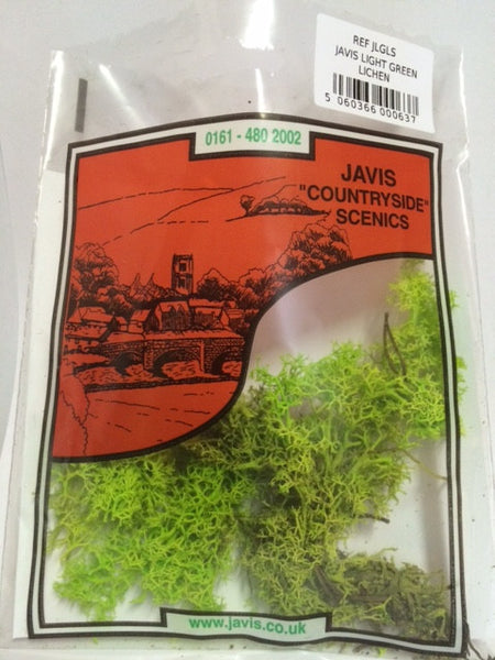 Javis Lichen Light Green (JLGLS)