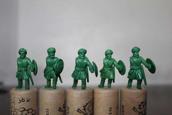 MUL02 Indian Infantry - 10 pack