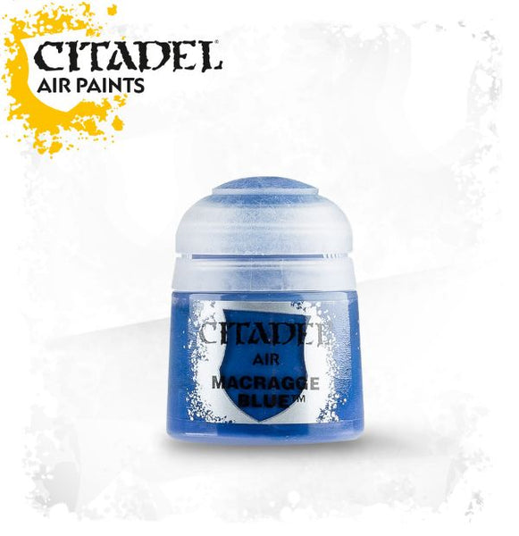Citadel Air Paint Macragge Blue