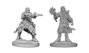 Male Human Wizard (WizKids Pathfinder Deep Cuts)