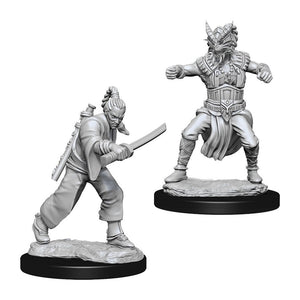 Male Human Monk (D&D Nolzur's Marvelous Miniatures)