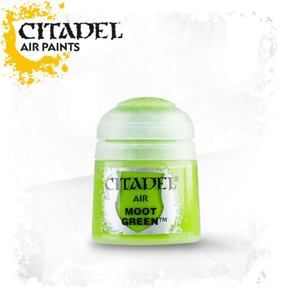 Citadel Air Paint Moot Green