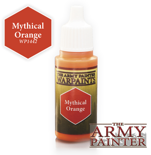 Army Painter Acrylic Warpaint - Mythical Orange
