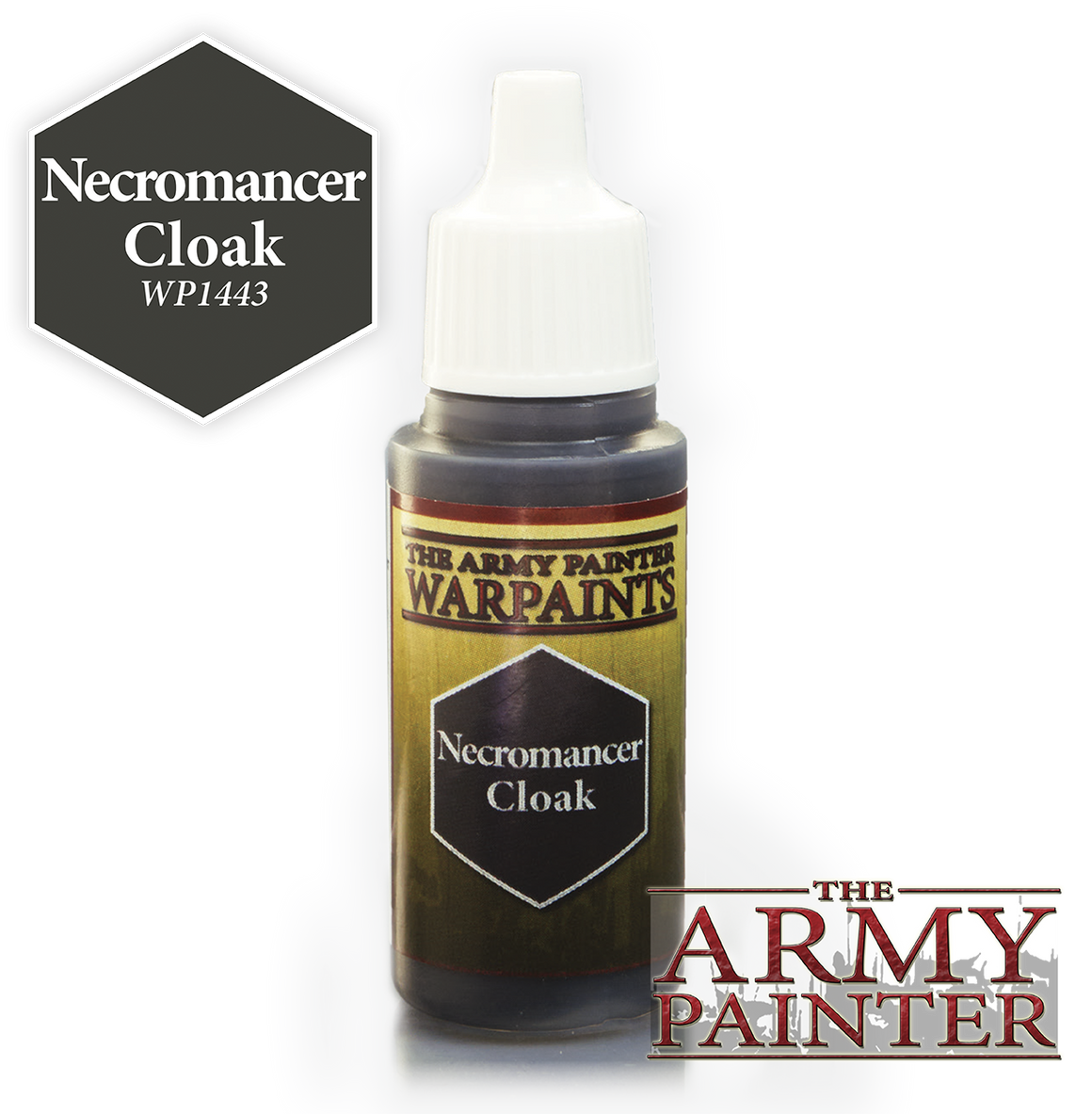 Army Painter Acrylic Warpaint - Necromancer Cloak