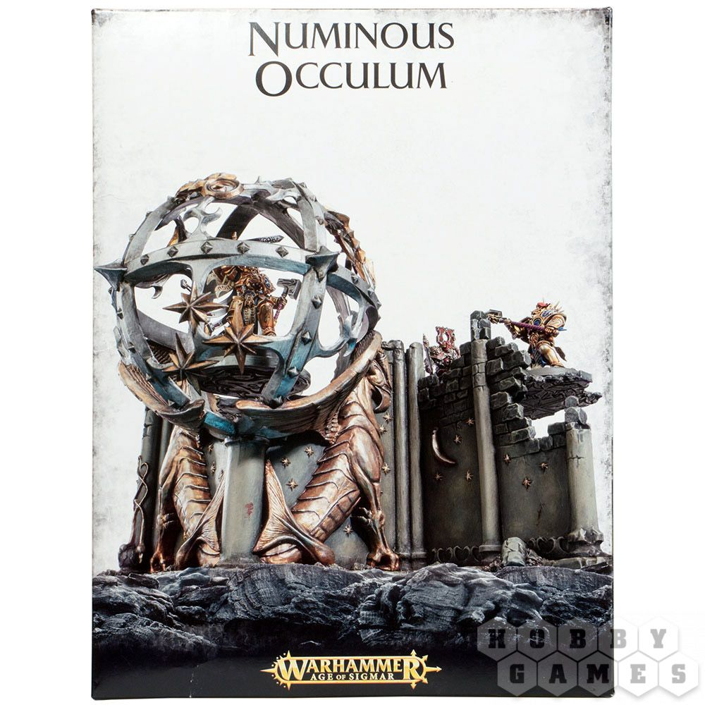 Numinous Occulum Age of Sigmar - (Tear in Box)