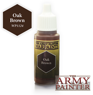 Army Painter Acrylic Warpaint - Oak Brown