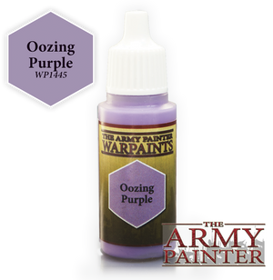 Army Painter Acrylic Warpaint - Oozing Purple