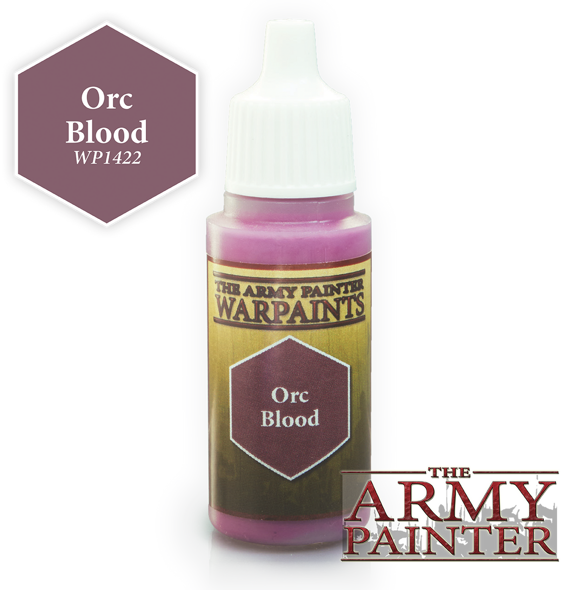 Army Painter Acrylic Warpaint - Orc Blood