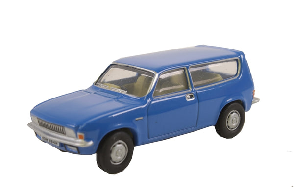 Oxford Diecast Austin Allegro Estate Tahiti Blue - 76ALL004