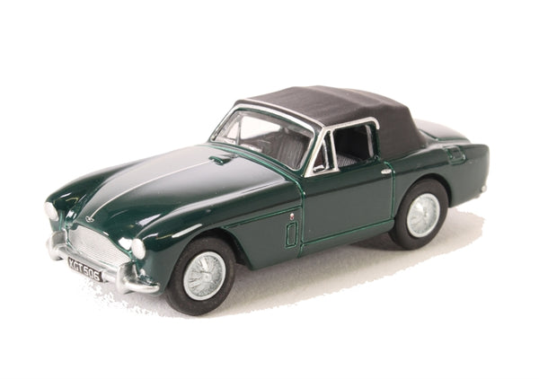 Oxford Diecast Aston Martin DB2 MkIII DHC Dark British Racing Green - 76AMBD2002