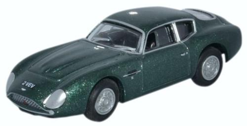 Oxford Diecast Aston Martin DB4GT Zagato VEV 2 Jim Clark Goodwood - 76AMZ001