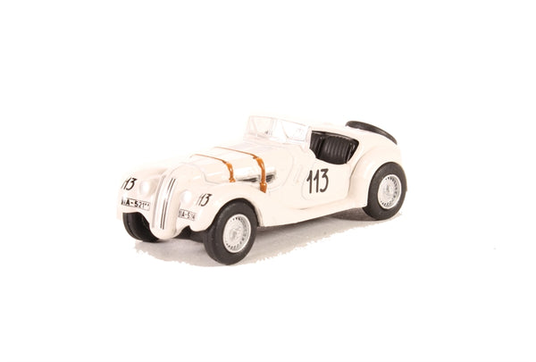 Oxford Diecast - BMW 328 Mille Miglia 1938 Fane James - 76BM28001