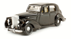 Oxford Diecast Bentley MkVI Black - 76BN6003