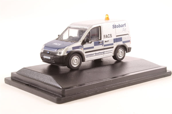 Oxford Diecast Ford Transit Connect Stobart Air - 76FTC006