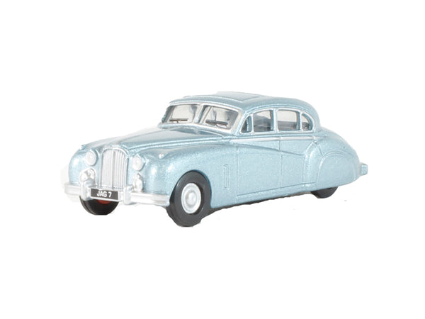 Oxford Diecast Jaguar MkVII Twilight Blue - 76JAG7005