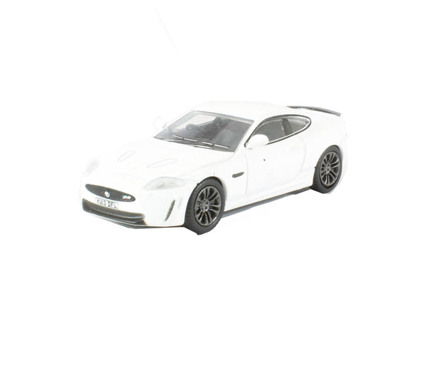 Oxford Diecast Jaguar XKR-S 2 Door Coupe Polaris White - 76XKR003
